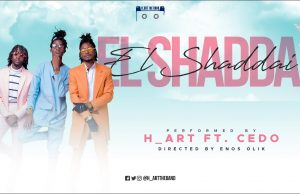 H_art The Band Ft. Cedo – El Shaddai