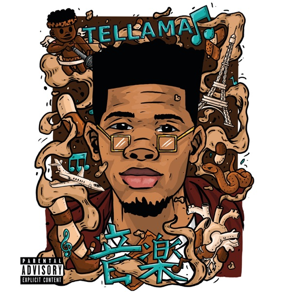 Tellaman – No Sharing (The Distance)