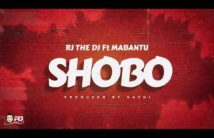 Rj The Dj Ft. Mabantu – Shobo