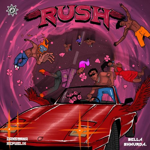 Bella Shmurda x Dangbana Republik – Rush