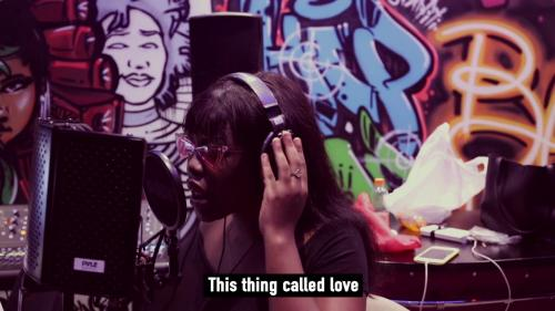 Gyakie – This Thing Called Love (Freestyle)