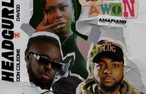 Headgurl Ft. Davido, Don Coleone – Set Awon (Amapiano Remix)