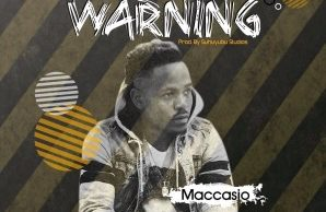 Maccasio – Warning