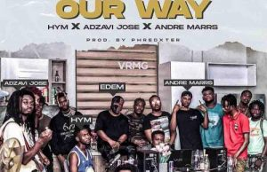 Edem – Our Way Ft. Hym, Adzavi Jose, Andre Marrs