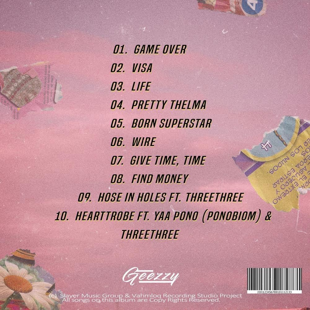 Geezzy – Hose In Holes Ft. ThreeThree
