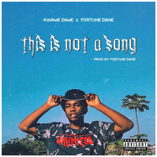 Kwame Dame Ft. Fortune Dane – This Is Not a Song