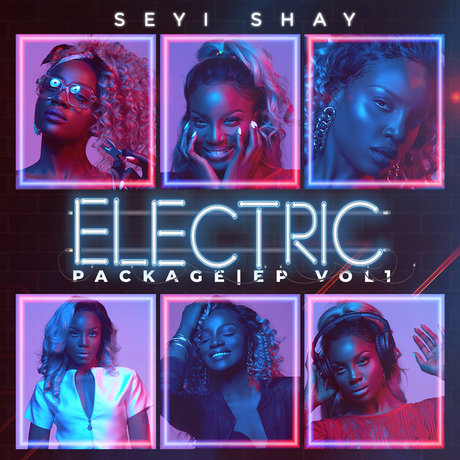 Seyi Shay – All I Ever Wanted Ft. DJ Spinall, Vision DJ, King Promise
