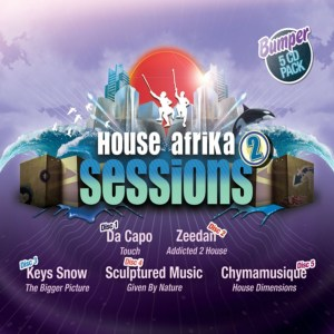 Chymamusique – House Dimensions (House Afrika Session 2 Disc 5)