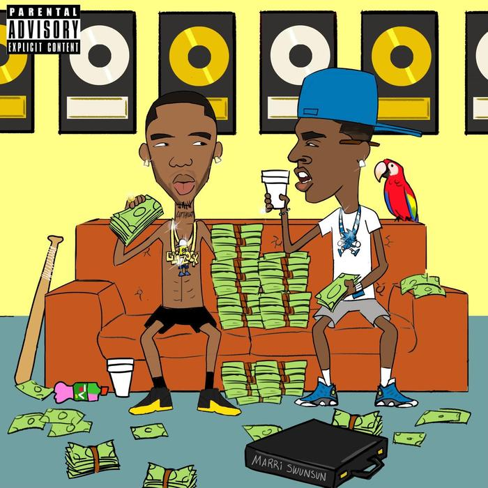 Key Glock & Young Dolph – Sleep With The Roaches