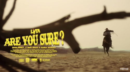 Lyta Ft. Zinoleesky, Emo Grae, Naira Marley – Are You Sure?