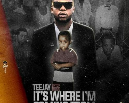 Teejay – It's Where I'm Coming From