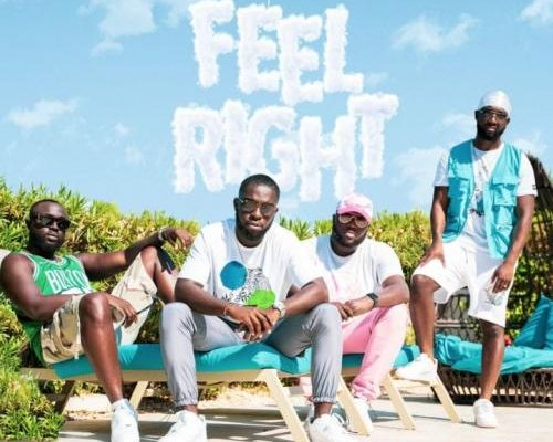 The Compozers – Feel Right