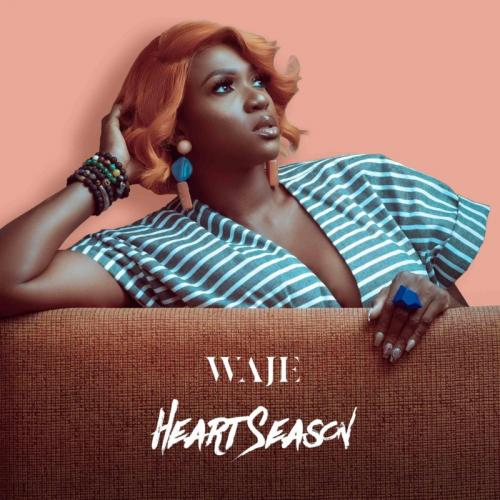 Waje – Hold My Hands