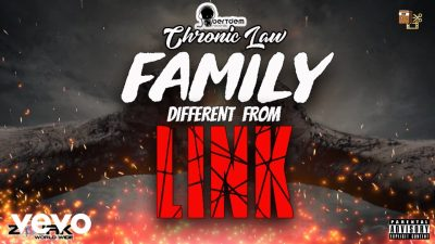 Chronic Law – Family Different From Link