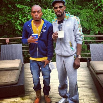 Olamide ft. D'banj – First Of All (Remix)