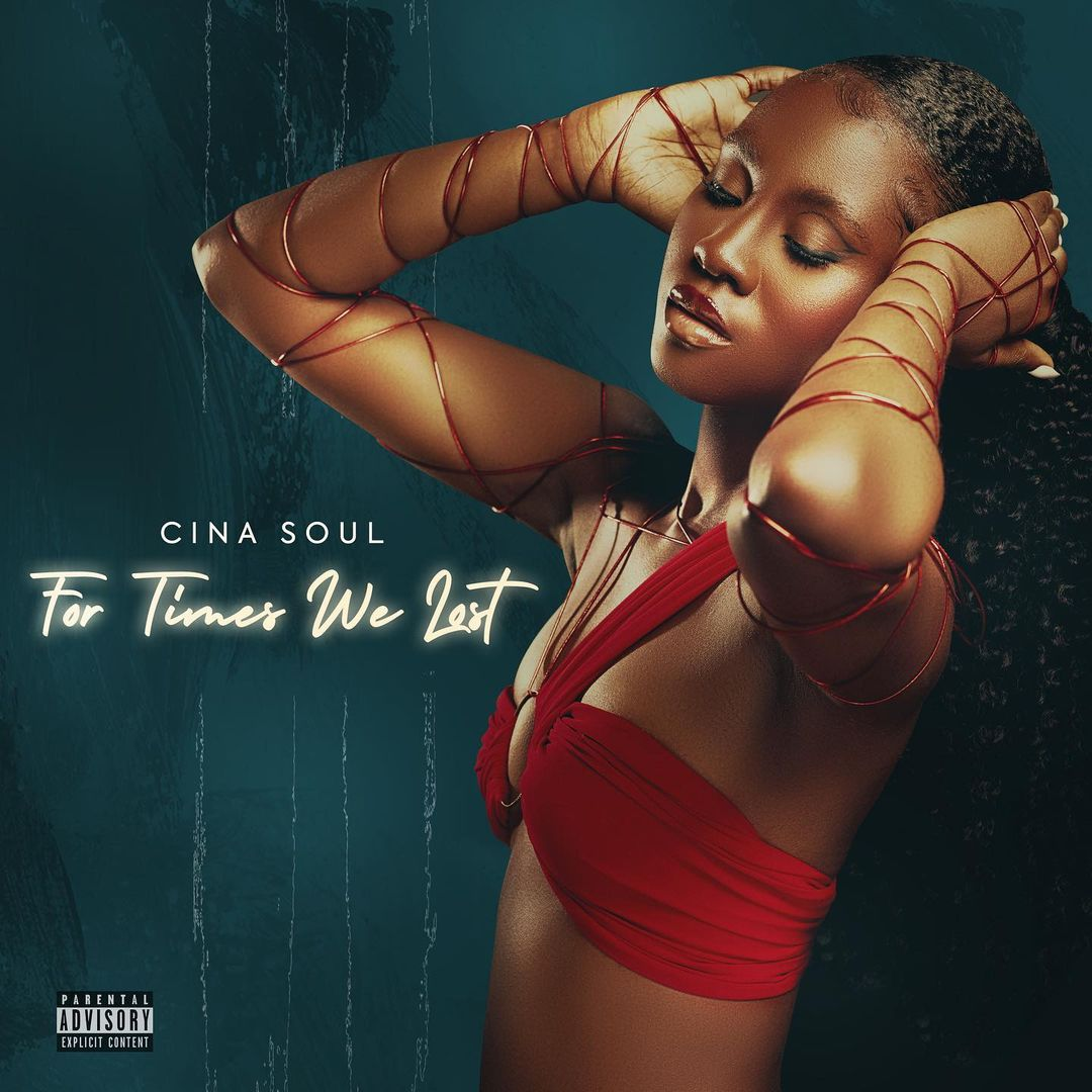 Cina Soul – Spattention (Space & Attention))